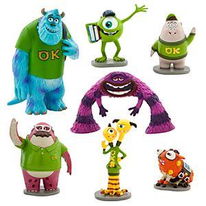 Monsters University Figure Play Set