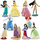 Disney Princess Figure Deluxe Play Set