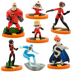 The Incredibles Figu