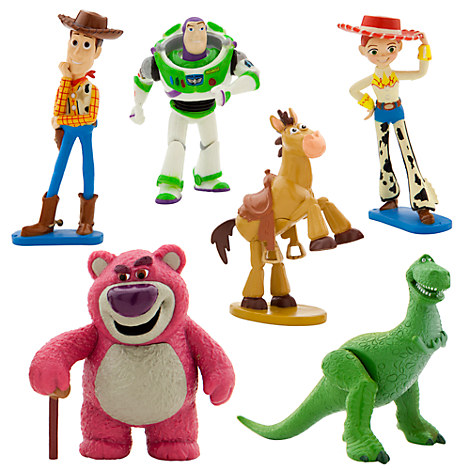 Toy Sets Toy Story Figure Play Set