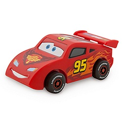 Lightning McQueen Pullback Car