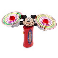 Mickey Mouse Spiraling Light Toy