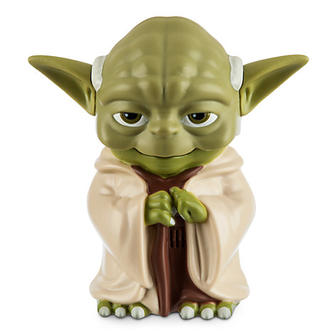 Yoda Talking Flashlight