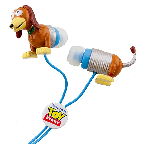 Toy Story Slinky Dog Ear Buds