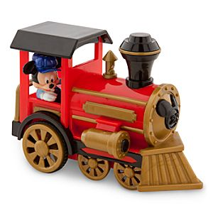 Mickey Mouse Pullback Train with Sound