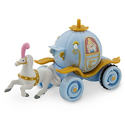 Cinderella Pullback Carriage with Sound