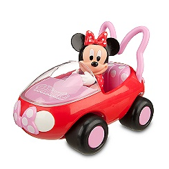 Minnie Mouse Toy Vehicle