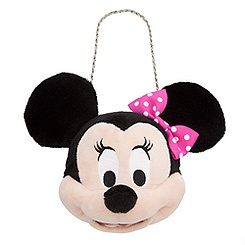 Minnie Mouse Plush Purse