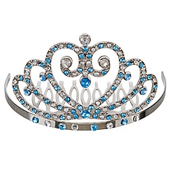 Disney Princess Tiara Haircomb -- Blue