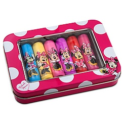 Minnie Mouse Lip Balm Set