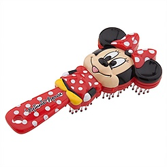 Minnie Mouse Hairbrush with Mirror
