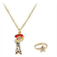 Jessie Necklace and Ring Set