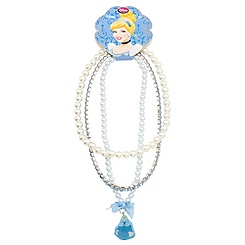 Cinderella Necklace Set for Girls