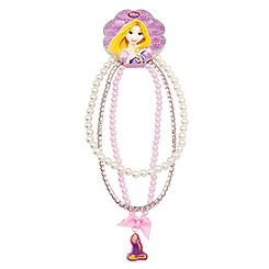 Rapunzel Necklace Set for Girls