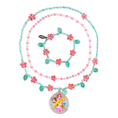 Disney Princess Necklace And