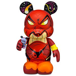 Vinylmation Villains 9 Figure -- Genie Jafar with 1 1/2 Genie