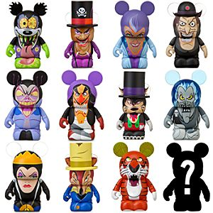 Vinylmation Villains 2 Series Figures -- 3