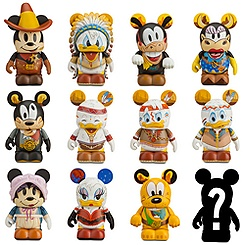 Vinylmation Mickey's Wild West Series 3'' Figure