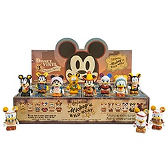 Vinylmation Mickey's Wild West Series Tray - 24-Pc.