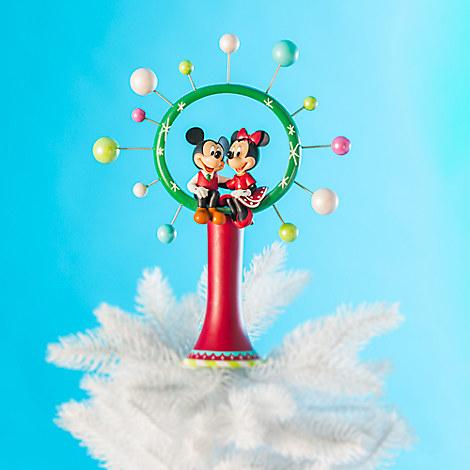 disney weihnachten christbaumspitze tree topper neu mit. Black Bedroom Furniture Sets. Home Design Ideas