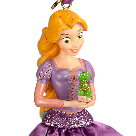 Genuine disney 2014 princess rapunzel sketchbook christmas for Ariel christmas decoration