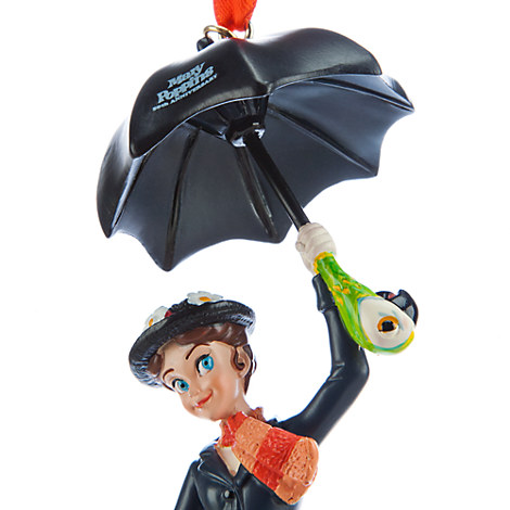 DISNEY STORE Mary Poppins 50th Anniversary Sketchbook Christmas Ornament 2014 | EBay