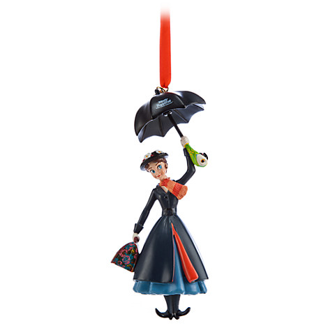 Disney Authentic Mary Poppins 50th Anniversary Holiday Christmas Ornament Gift | EBay