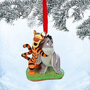 Tigger and Eeyore Sketchbook Ornament