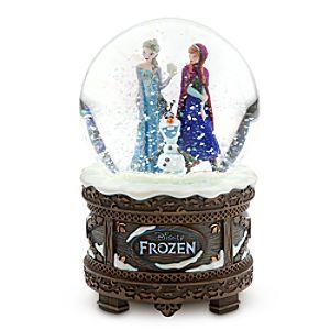 Frozen Snowglobe
