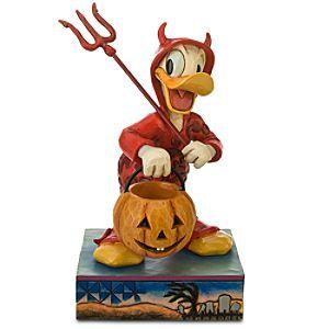 Devil Donald Duck Figurine by Jim Shore