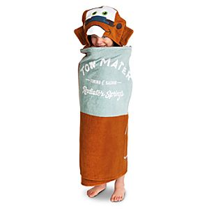Hooded Mater Towel