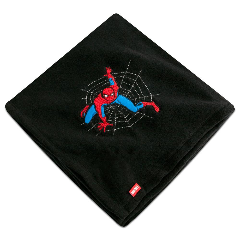 Spider-Man Fleece Throw - Personalizable