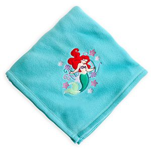 Ariel Fleece Throw