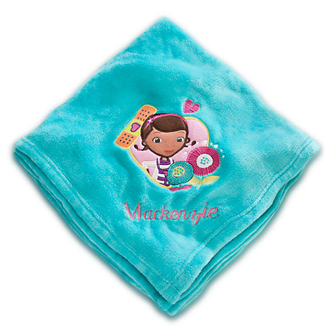 Doc Mcstuffins Throw Blanket Personalizable Bedding