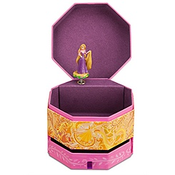 Rapunzel Jewelry Box