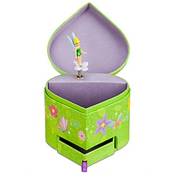 Tinker Bell Jewelry Box