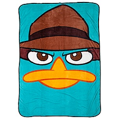 Phineas and Ferb Perry Fleece Blanket