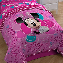 Minnie Mouse Comforter - Twin/Full