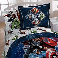 Avengers Assemble Sheet Set