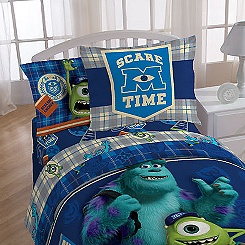 Monsters University Sheet Set