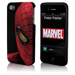 The Amazing Spider-Man iPhone 4 Case -- ''Mask''