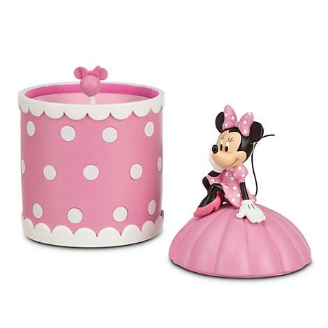 Minnie mouse 7 inch high jewelry box nib disney ebay for Minnie mouse jewelry box