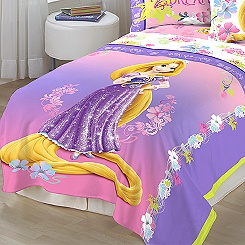 Rapunzel Comforter Set - Twin/Full