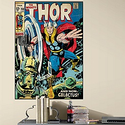 The Mighty Thor Wall Graphic