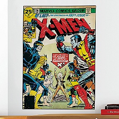X-Men Comic Wall Graphic