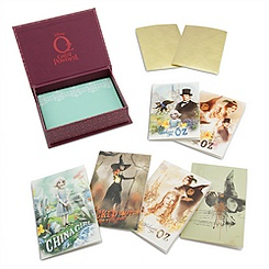 Oz Notecard Set