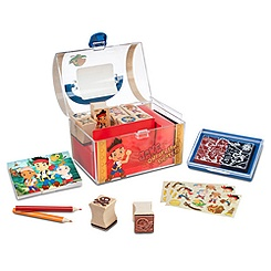 Jake and the Never Land Pirates Stamp Set
