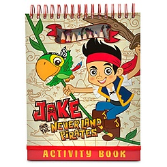 Jake and the Never Land Pirates Activity Book