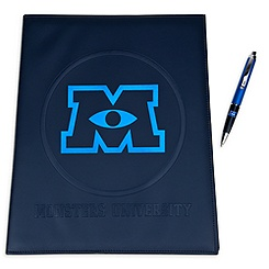 Monsters University Padfolio