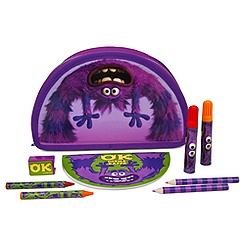 Monsters University Art Kit